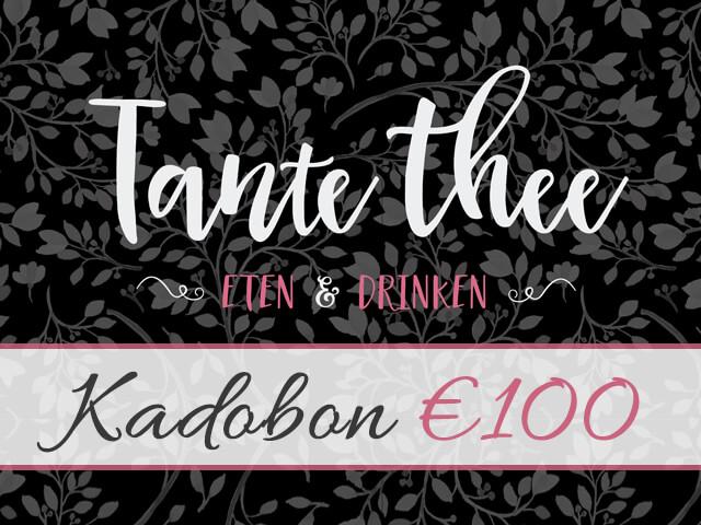 Kadobon €100